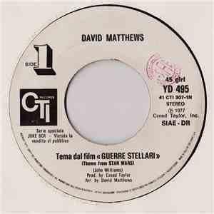 David Matthews / Village People - Tema Dal Film Guerre Stellari (Theme From Star Wars) / San Francisco download free
