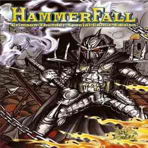 HammerFall - Crimson Thunder Special Comic Edition download free